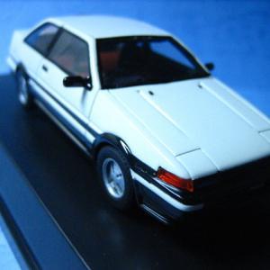 トヨタ・AE86 スプリンタートレノ 2door 乾信司仕様