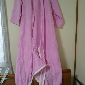 またまたつなぎパジャマのお出まし