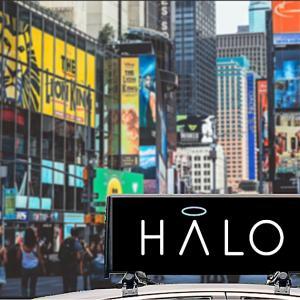 Lyft, Inc.(Lyft)はカートップ広告の新興企業Halo Carsを買収