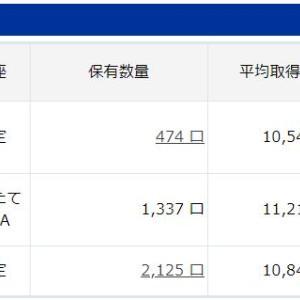 【0円から始める資産運用『楽天スーパーポイント投資』】引き落としが完了