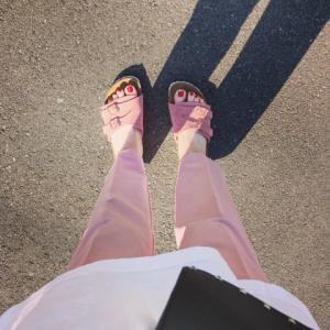 暑くなってまいりました。