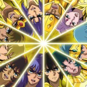 聖闘士星矢作者「黄金聖闘士は全員互角、デスマスクがシャカを倒す事も可能です」