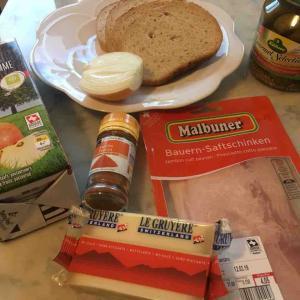 僕のスイス料理 1