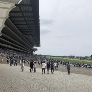 ☆東京競馬場到着。☆