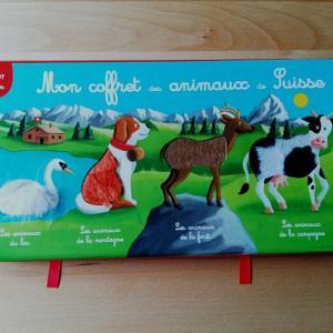 スイスの魅力が詰まった絵本コフレ