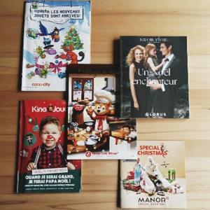 クリスマス準備☆おもちゃカタログ