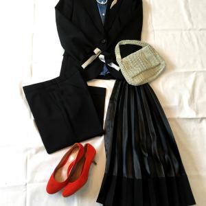 片づけ収納ドットコム掲載「手持ち服をセレモニー服へ格上げするコーディネートのコツ」