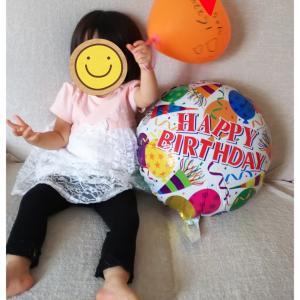 2歳♡BIRTHDAY