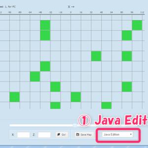 [マイクラ JE1.13] 初心者向け スライムトラップを作ろう② スライムチャンクの見つけ方