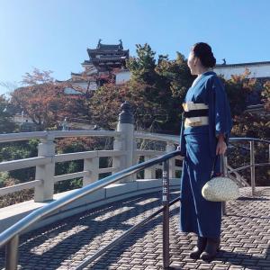 【着物で楽しむ散策】福知山