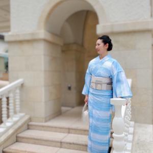 【ゆるきもの話】夏の着物コーディネートのポイント