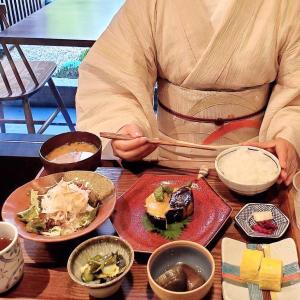 【着物で楽しむ散策】京都〜烏丸御池