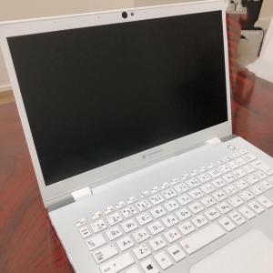 パソコン購入しました!