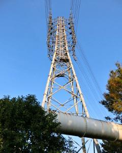 Fe塔 鉄塔 中富線―あきはいりひのてらすとき 一