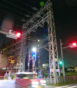 Fe塔 ナイト鉄塔―拝島線 1