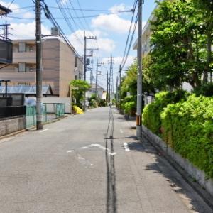 Fe塔 初夏の新緑と「古」江戸街道コース 1