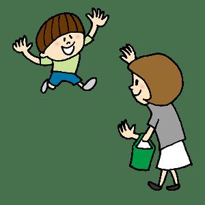 台風で息子の幼稚園が休園になったのに普段の平日気分が抜けてなかった私は…w