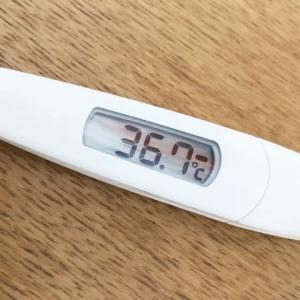 【涙が出た】具合が悪くても体温計で36.7℃くらいしか出なくて仮病扱いされた。→ある日、保健室で…