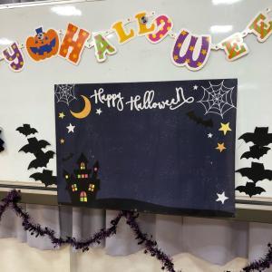 【ハロウィンパーティー】ご参加ありがとうございました