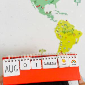 【Hello August】8月に入りましたね!