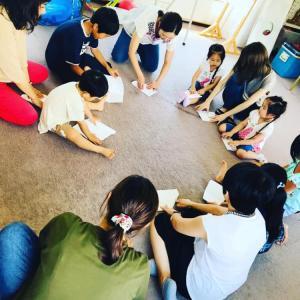 【親子で英語】イベント参加ありがとうございました!