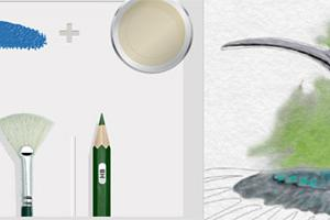 Windowsで水彩画や油絵が楽しめる「Fresh Paint」の使い方