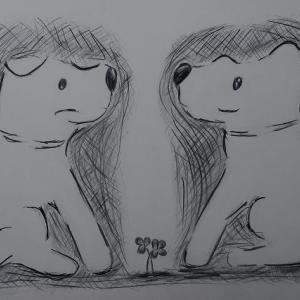 人と犬のすてきな関係  ~あなたが 嬉しいとき わたしも嬉しい~