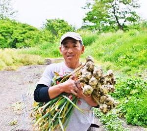 <野菜販売 CM>元気 にんにく、いかがですか?!