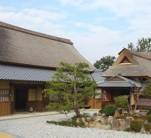 Farmer's House in the Edo period