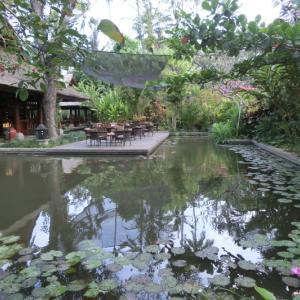 ★11年ぶりのバリ島へ@ハイアットリージェンシー・バリのリージェンシークラブで朝ご飯♪