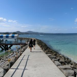 沖縄リベンジ旅行@ブセナテラスからセーリングクルーズへ♪