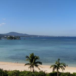 沖縄リベンジ旅行@ブセナテラスをチェックアウト~JTAのジンベエジェットで福岡へ♪