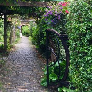 グラストンベリー アイルランド〜イギリス日記10