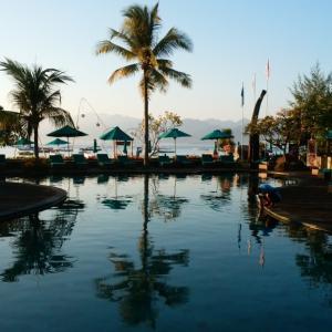 バリ島旅行(報告6)ー再びバリ島へ ニッコー・バリ ベノアビーチー