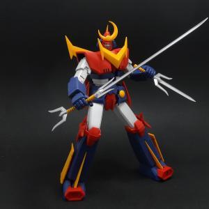スーパーミニプラ ザンボット 3 全塗装版