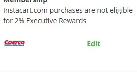 Amex派に朗報! Costco は Amex でもお買物できます
