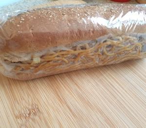 焼きそばパン議論