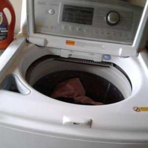 次男と靴と皿洗い機
