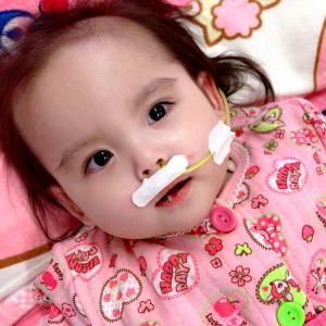入院◎1歳1ヶ月♡