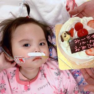 入院◎1歳5ヶ月