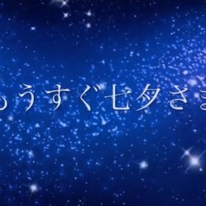 七夕さま~♪v(*'-^*)^☆( ^-^)ノ∠※。.:*:・'°☆