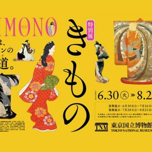 KIMONO展行ってきました