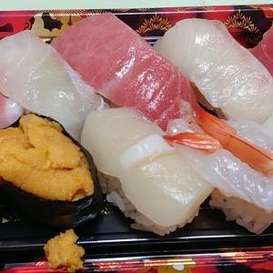 魚屋さんのお寿司…
