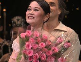 【バレエ】TVも4Kの時代 吉田都さん引退公演