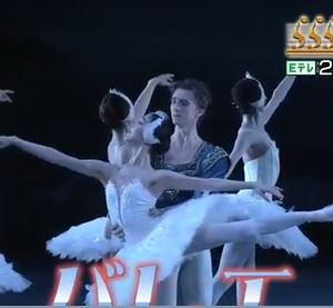 【バレエ】今夜のテレビは(?!)