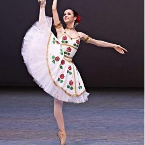 【バレエ】可愛い衣装もコンクールの見どころです!