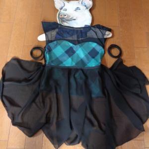 【バレエ】低価格のスカートでも、コスパ大!