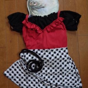 【バレエ】レオタードファッション
