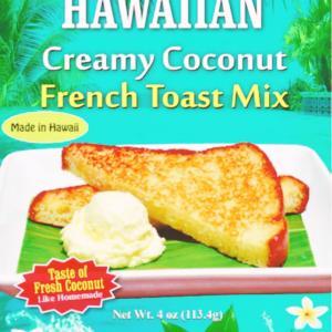 ハワイのフレンチトーストミックス