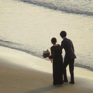 恋人の海辺!